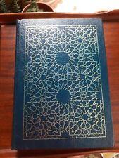 THE ARABIAN NIGHTS Sir Richard Burton - Easton Press Leather 100 GREATEST BOOKS