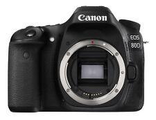 Canon EOS 80d 24mp digital SLR Kamera Körper