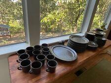 Franciscan Madeira Dinnerware (90 pieces)
