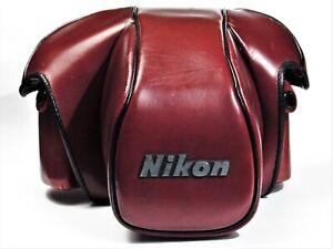 NIKON CF-22 Camera Case For F3 F3HP F3T F3P VERY CLEAN Excellent