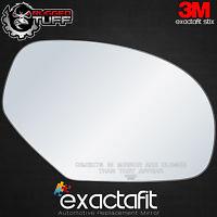 Passenger Side Mirror Glass Fits Escalade ESV Silverado Tahoe Sierra Adhesive RH