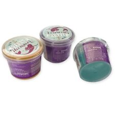 MERMAID WISHES GLITTER OOZE PUTTY (6) ~ Birthday Party Supplies Favors Toy Ocean