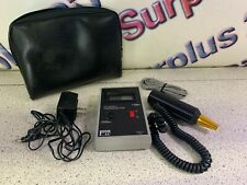 Pacer Industries IRE600 Infrared Thermometer w/ Power Supply and Carrying Case