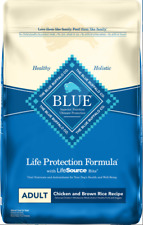 Blue Buffalo Life Protection Formula Adult Chicken Brown Rice Dry Dog Food 30LB