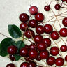 Artificial Red Holly Berries Garland Christmas Tree Decor Ornament Xmas Hot x100