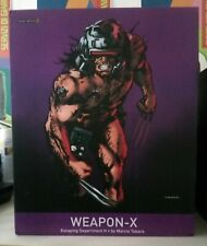 WEAPON X LEGACY BY IRON STUDIOS - 1/4 STATUE NOT SIDESHOW - LOGAN / WOLVERINE