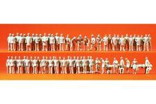 Assorted Pallets w//Loads Preiser 17704 HO 1//87 Palettes avec Cargaisons