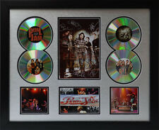 Pearl Jam Limited Edition Framed Memorabilia (s)