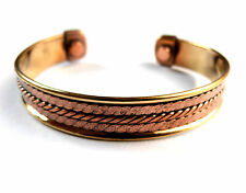 Unbranded Copper Costume Bracelets without Stone