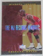 1999/00 Michael Jordan Upper Deck Hardcourt The MJ Records Almanac Card #J10 NM