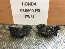 HONDA CBR600FSI CBR 600F FRONT BRAKE CALIPER NISSIN BREAKING SPARES