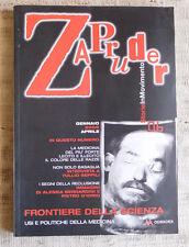 ZAPRUDER gennaio 2005 Non solo Basaglia inter. Tullio Seppilli, Pietro  D'Iorio
