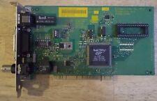 3C900-COMBO ETHERLINK XL PCI NETWORK CARD 03-0108-001 3COM AUI BNC RJ-45 10 base