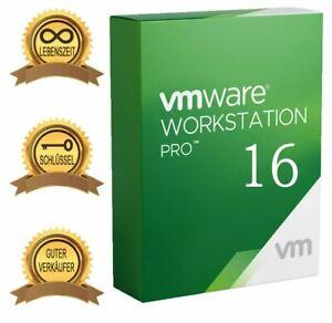 VMware Workstation 16 Pro Lebenslanger Lizenzschlüssel | Sofortige Lieferung ✔