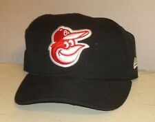 New Era 59Fifty 59 Fifty Size 7 1/8 Baltimore Orioles Cartoon Logo Hat Red/White