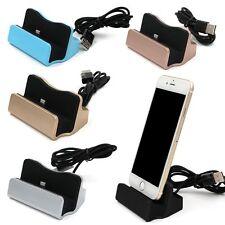 Base de Carga Datos Cargador Estación Dock con Cable para iPhone SE 6 6s 7 Plus