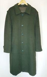 Tiroler Loden Austria Wool Coat Mens Size XL