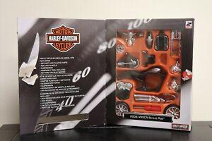 Harley Davidson 2006 VRSCR Street Rod 1:18 Die Cast Metal Model Kit by Maisto