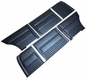 Door Panels 1967 Nova Chevy II Front & Rear Quarter Interior Trim Boards SS
