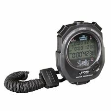 Finis 3X100M Stopwatch, Cronometro digitale multifunzione, Nero (f3A)