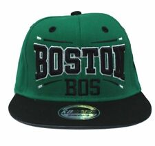 KB Ethos Men's Boston Snapback Caps, New Hip Hop Star Era Time Is Money Hat GB