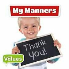 My Manners Our Values Hardcover Grace Jones author
