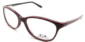Oakley Rx Eyeglasses Frames OX1131-0552 52-16-136 Standpoint Banded Red