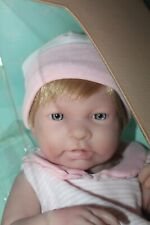 Boxed Berenguer Boutique Real Girl Newborn Doll