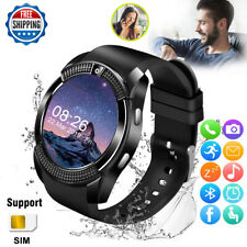 Smart Watch with Camera Bluetooth Unlocked Phone Mate for Android Phone Samsung