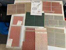Assorted Walthers and Kibri N Gauge Building Sheets