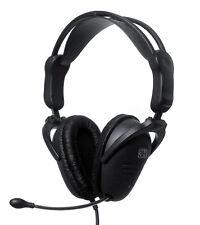 STEEL SERIES 3H PROFESSIONAL GAMING HEADPHONES wth IN-BUILT MICROPHONE Brand New