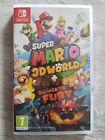 Jeux switch Super Mario 3D World