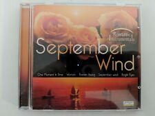 September Wind by Bruno Bertone Orchestra CD Jan-2000 Laserlight ~MINT 21 701