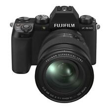 Fujifilm X-S10 Mirrorless Camera with XF 16-80mm f/4 R OIS WR Lens, Black