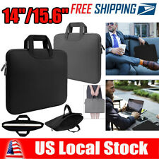 """14""""/15.6"""" Laptop Sleeve Case Bag For Universal Macbook Air Pro Lenovo Dell Hp Us"""