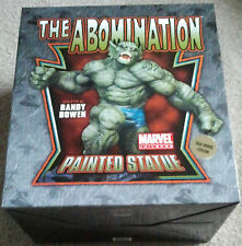Abomination Statue Faux Bronze Marvel Hulks Enemy Mint Randy Bowen 181 of 300