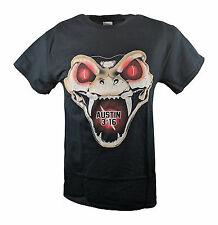 Stone Cold Steve Austin Don't Trust Anybody Rattlesnake Mens T-shirt