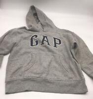 Boys Grey Gap Hoodie, Age 6-7yrs