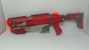 Nerf Red or blue Super Soaker Shot Blast Hasbro Water Gun 2009 PUMP