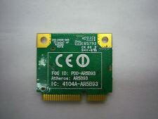 Scheda WiFi wireless per Acer Aspire 5538 5538G board card Atheros 4104A-AR5B93