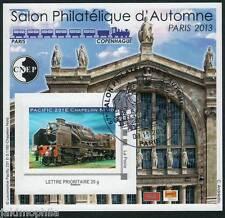Bloc CNEP N° 64 Salon d'automne à Champerret Novembre 2013 oblitéré salon  LUXE