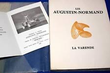 MARINE AUGUSTIN NORMAND LA VARENDE AUDOIN DOLLFUS 1960 EO ILLUSTRE