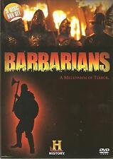 BARBARIANS A MILLENNIUM OF TERROR - 3 DVD BOX SET