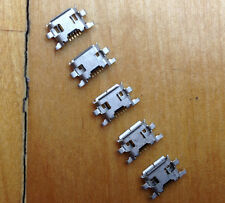 5X Micro USB Power Charging Connector Port Dock For Blackberry 9800 Z10 Q10