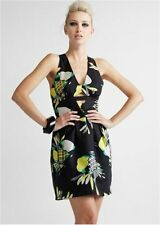 FCUK FRENCH CONNECTION FLORAL DRESS IN SIZE M OR L   RRP  £70.00