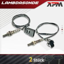 2x Lambdasonde Regelsonde Diagnosesonde für Audi A4 Avant 8D5 B5 BJ 99 - 00 1.6L