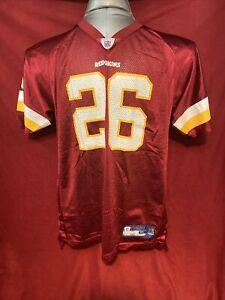 Washington Redskins CLINTON PORTIS #26 NFL REEBOK YOUTH Jersey Size XL 18-20 NWT