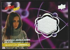 2018 Upper Deck Marvel Ant-Man and the Wasp Quantum Anomaly Relics #QM15 Ghost