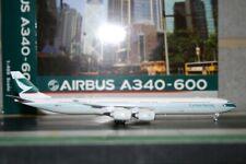 Phoenix 1:400 Cathay Pacific Airbus A340-600 B-HQC PH04075 Die-Cast Model Plane