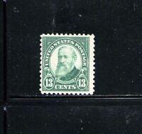 ESTADOS UNIDOS/USA 1925-1926 MNH  SC.622 Benjamin Harrinson